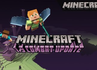 Minecraft 1.9 Changelog