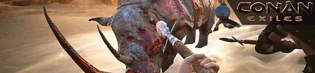 Conan Exiles erste Tiere