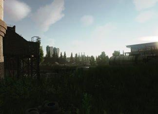 Escape from Tarkovs erste spielbare Alpha Location