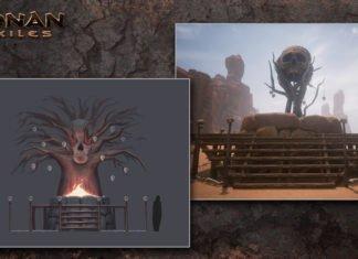 Conan Exiles Yogs Altar