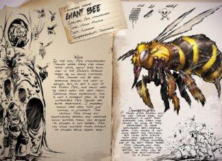 ARK Giant Bee