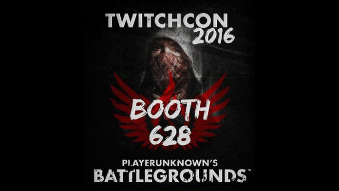 Battlegrounds Twitchcon 2016