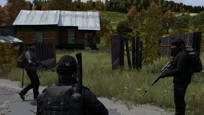 DayZ Security Issue Report