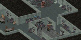 Fallout Vaults aus Fallout 1 und 2