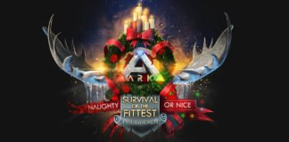 ARK Survival of the Fittest Naughty or Nice Charity Event