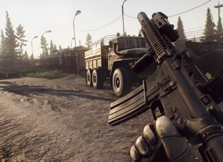 Escape from Tarkov Closed Alpha Gameplay