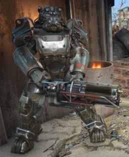 Paladin der Bruderschaft Fallout 4