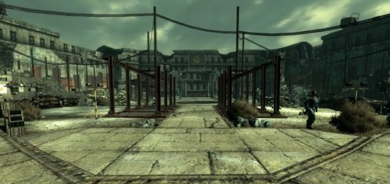 Übungsplatz Zitadelle Fallout 3