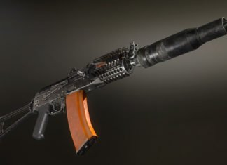 Escape from Tarkov AKS74U