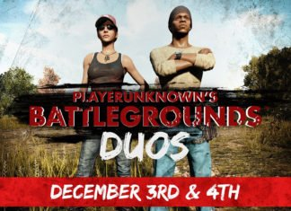 Battlegrounds Alpha-Test für Duo´s