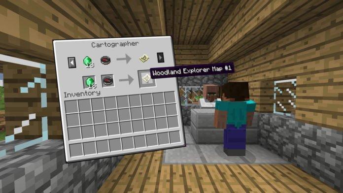 Minecraft Exploration Update 1.11