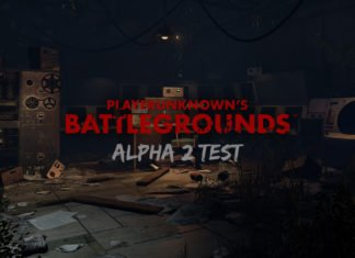 Battlegrounds Alpha 2 Test