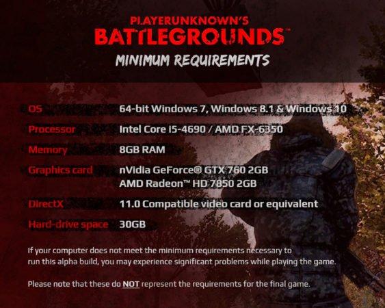Battlegrounds Alpha 2 Test