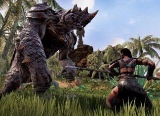 Conan Exiles Devlog 5 - Waffen und Kampfsystem
