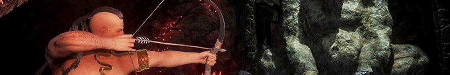 Conan Exiles Devblog 3 Charaktererstellung & erste Schritte