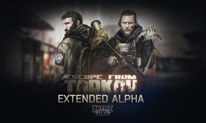 Escape from Tarkov erweiterte Alpha Phase