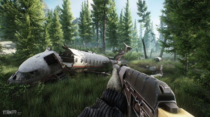 Escape from Tarkov - Alpha Location