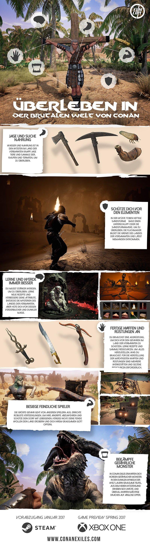 Conan Exiles - Devblog #4