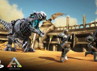 ARK Survival Evolved auf der Playstation 4