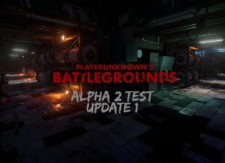 PlayerUnknowns Battlegrounds Alpha 2 Update 1