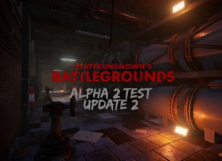 PlayerUnknowns Battlegrounds Alpha 2 Update 2