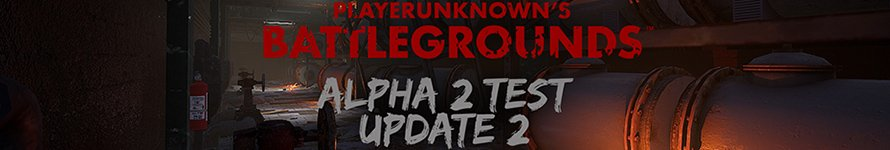 PlayerUnknowns Battlegrounds Alpha 2 Update 2