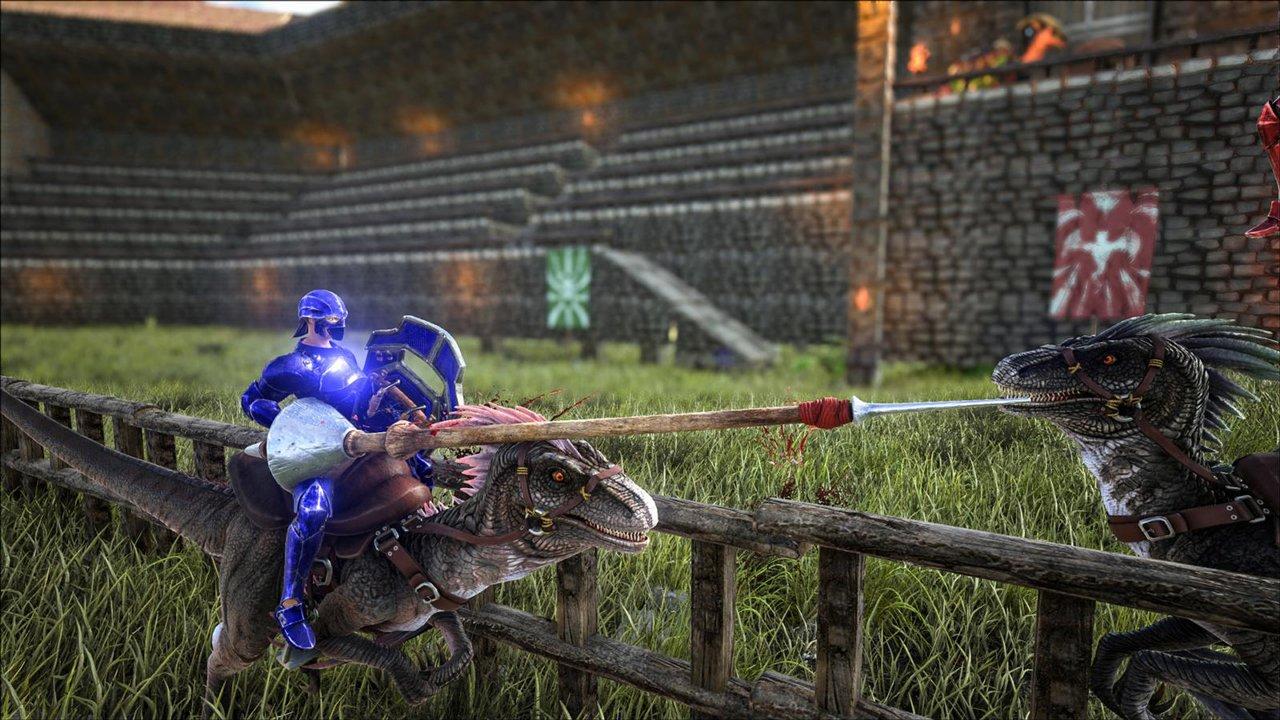 ARK Survival Evolved: Tek Tier Patch 254 - Patchnotes