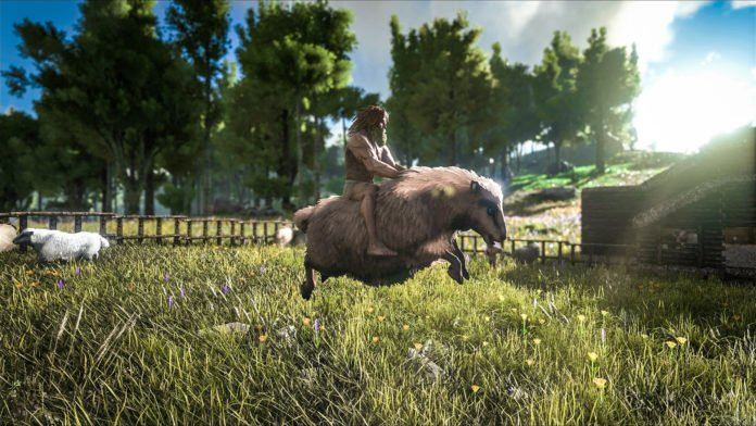 ARK: Survival Evolved - Patchnotes v254 deutsch