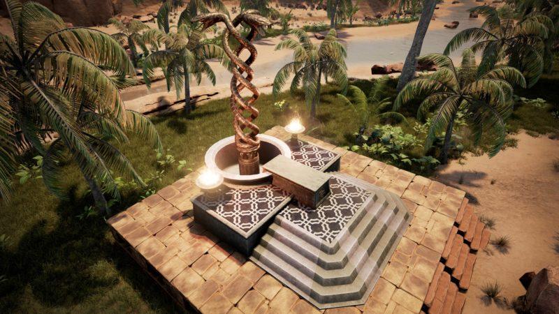 Conan Exiles - Devblog 11 - Altar von Set