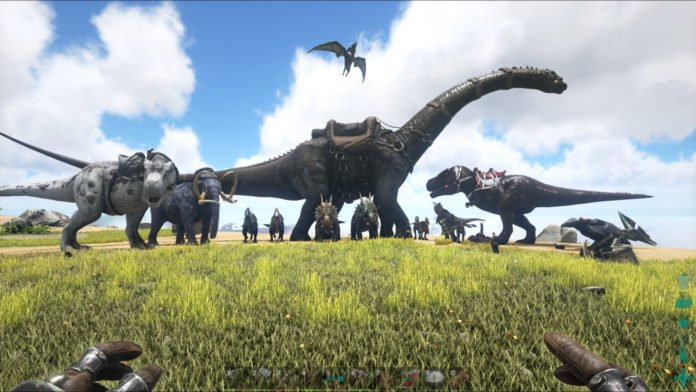 ARK Experimental-Server ohne Taming