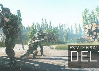 Escape from Tarkov Delta Force