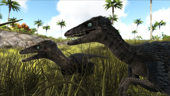ARK Patch v254.94 - ARK: Survival Evolved - Troodon