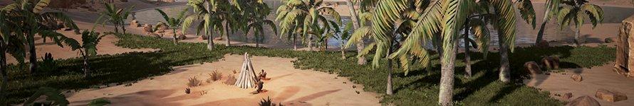 Conan Exiles interaktive Map