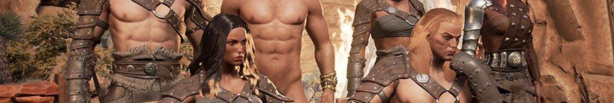 Conan Exiles neuer Serverpartner