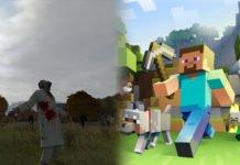 Minecraft und DayZ Mod