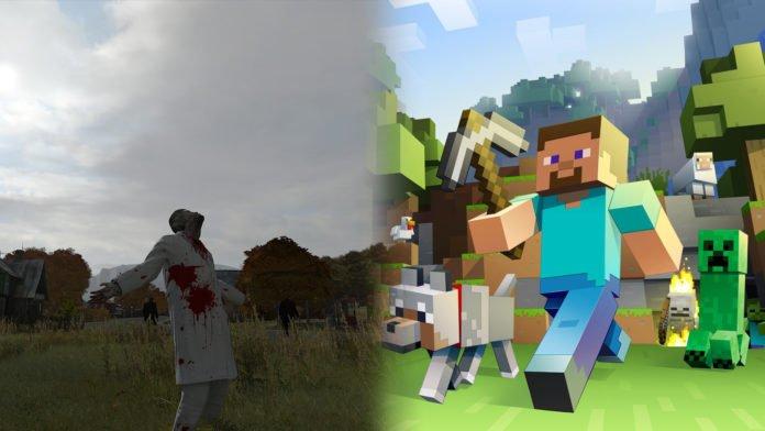 GenrePioniere Im Jahr Teil Minecraft DayZ Mod - Minecraft verkaufte spiele