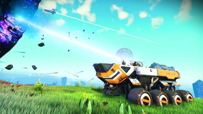 No Man's Sky Pathfinder Update Patchnotes