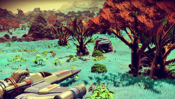 No Man's Sky Path Finder Update Ankündigung
