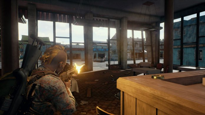 PlayerUnknowns Battlegrounds - Closed Beta - Squad Modus