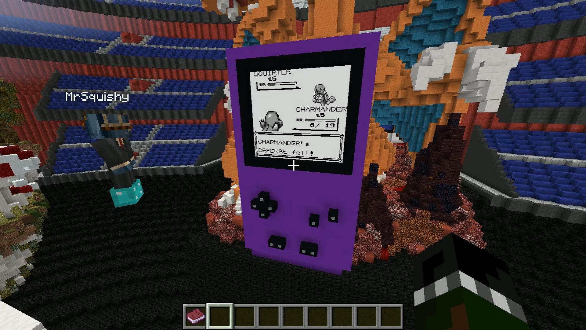 Playerunknown S Battlegrounds Maps Loot Maps Pictures: Minecraft-komplett-funktionstuechtiges-pokemon-spiel-in