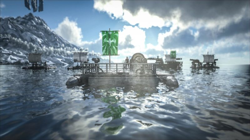 ARK Patch v258 - Boot