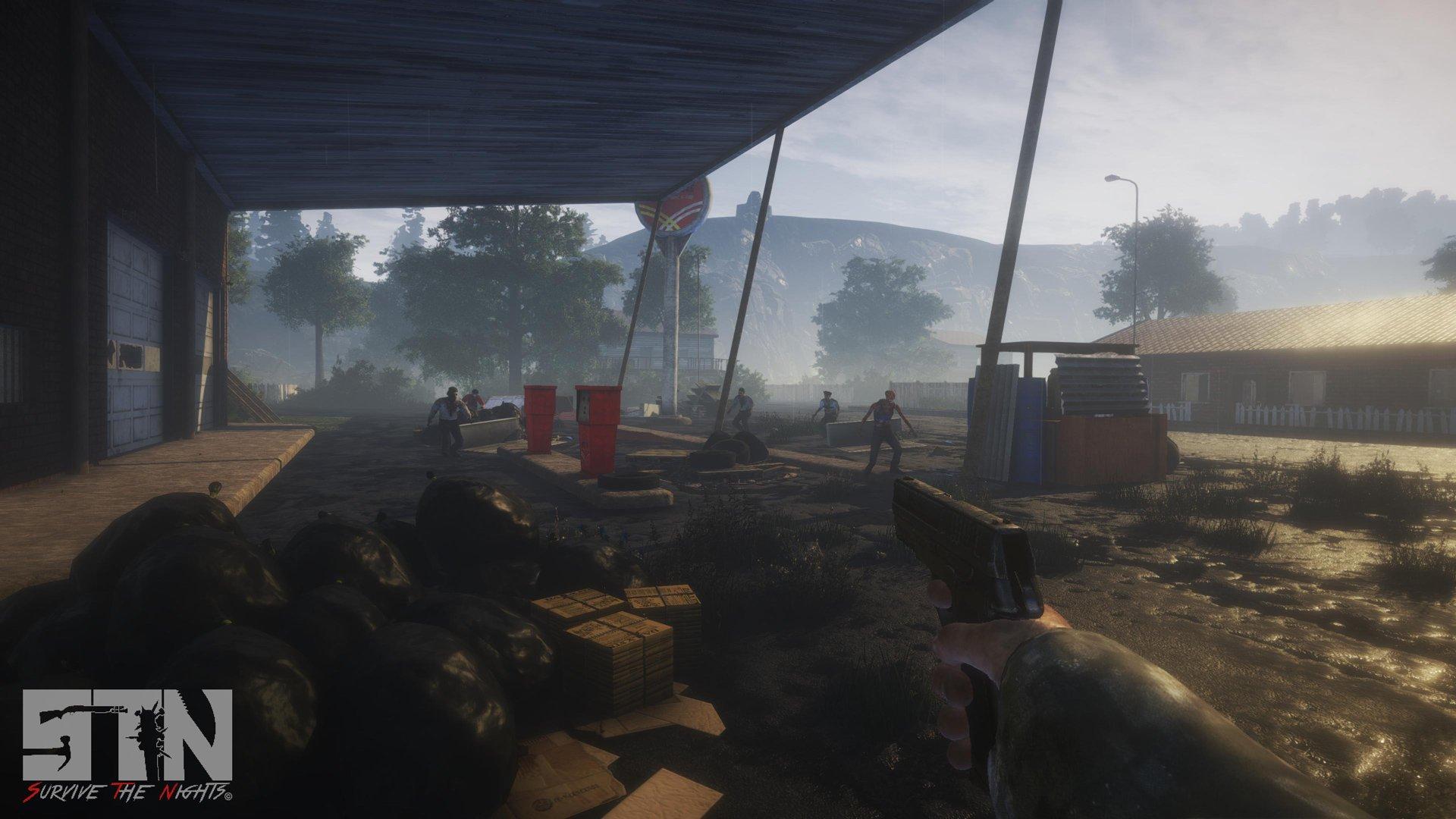 Rust Base Building Online