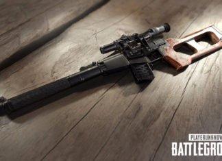 PlayerUnknowns Battlegrounds VSS