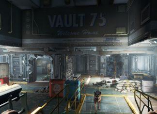 Fallout 4 Vault 75