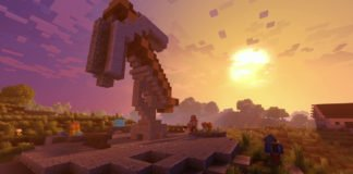 Minecraft Cross-Plattform