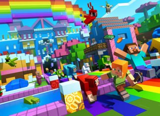 Minecraft 1.12 World of Color Update