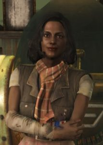 Fallout 4 - Atom-Cats - Roxy