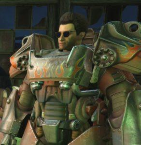 Fallout 4 - Atom-Cats - Zeke