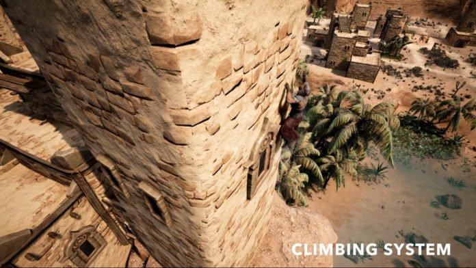 Kletterausrüstung Conan Exiles : Conan exiles update #28 bringt kletter mechanik und entdecker