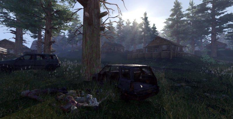 H1Z1 Just Survive neue Map und Features